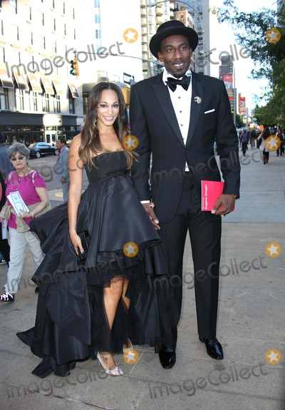 Amare Stoudemire Photo - The Met Opera Gala Season Opening 2013 the Metropolitan Opera House Lincoln Center NYC September 23 2013 Photos by Sonia Moskowitz Globe Photos Inc 2013 Amare Stoudemire Alexis Welch