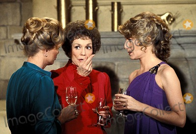 Abby Dalton Photo - Abby Dalton Jane Wyman and Susan Sullivan Photo ByGlobe Photos Inc 1982 Janewymanretro
