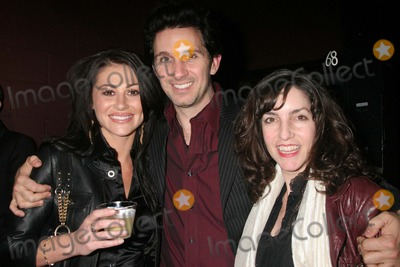 Angela Pupello Photo - West of Brooklyn Los Angeles Premiere Sunset Blvd-theatre 68 Hollywood CA 021908 Joleigh Fioreavanti Ronnie Marmo and Angela Pupello Photo Clinton H Wallace-photomundo-Globe Photos Inc