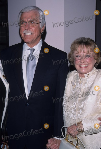 June Allyson Photo - June Allyson with Dick Van Dyke Gypsy Awards in Beverly Hills  Ca 1999 K15198tr Photo by Tom Rodriguez-Globe Photos Inc