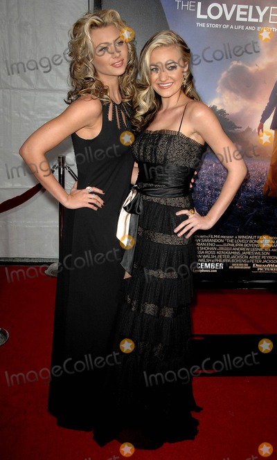 Amanda AJ Michalka Photo - Alyson Aly Michalka Amandaaj Michalka attends the Los Angeles Premiere of the Lovely Bones Held at the Graumans Chinese Theatre in Hollywood California on December 7 2009 Photo by D Long- Globe Photos Inc 2009