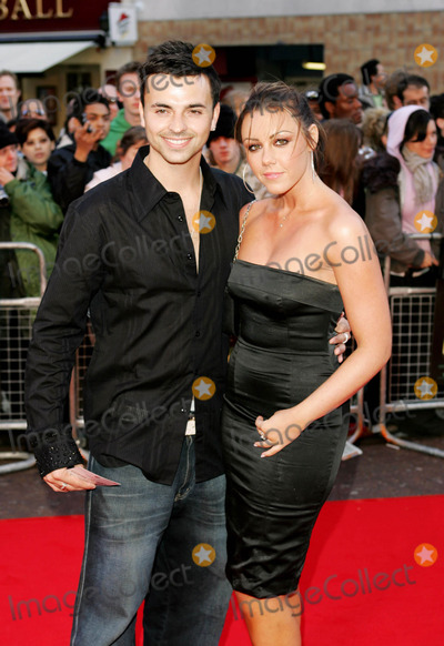 Andy Scott-Lee Photo - Andy Scott Lee and Michelle Heaton House of Wax Premiere - Empire Leicester Square London Uk 5-24-2005 Photo Bymark Chilton-globelinkuk-Globe Photos Inc 2005