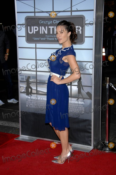 America Olivo Photo - America Olivo During the Premiere of the New Movie From Paramount Pictures Up in the Air Held at Manns Village Theatre on November 30 2009 in Los Angeles Photo Michael Germana - Globe Photos Inc 2009