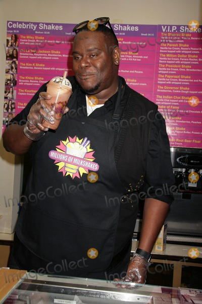 Abraham McDonald Photo - Def Jam Recording Artist Abraham Mcdonald Launches Miracle Shake at Millions of Milkshakes West Hollywood CA 04242010 Abraham Mcdonald Photo Clinton H Wallace-photomundo-Globe Photos Inc
