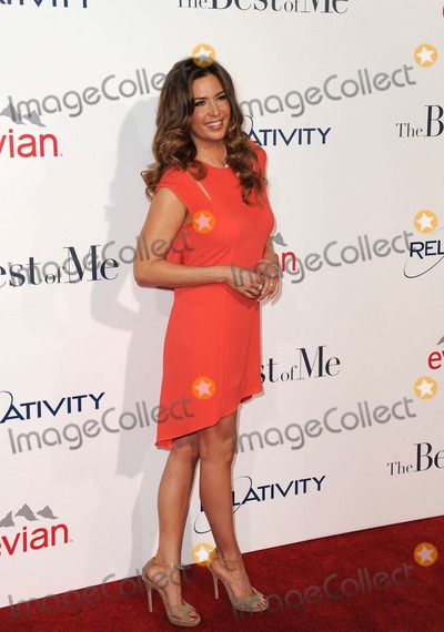Ashley Cusato Photo - Ashley Cusato attending the Los Angeles Premiere of the Best of Me Held at the Regal Cinemas LA Live in Los Angeles California on October 7 2014 Photo by D Long- Globe Photos Inc