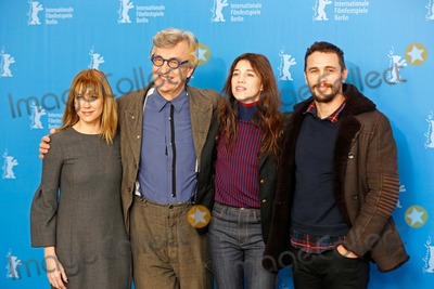 Wim Wenders Photo - Marie-josee Croze Wim Wenders Charlotte Gainsbourg James Franco Everything Will Be Fine Photo Call Berlin International Film Festival Berlin Germany February 10 2015 Roger Harvey