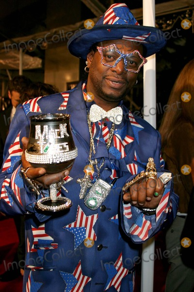 Archbishop Don Magic Juan Photo - Ray World Premiere at the Cinerama Dome and Arclight Cinemas in Hollywood California 10192004 Photo by Clinton H WallaceipolGlobe Photos Inc 2004 Archbishop Don Magic Juan