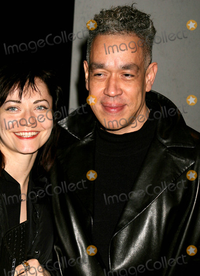 Andres Serrano Photo - Dior Homme Concert and Party in Honor of Dior Homme Store Opening in New York City 3102004 Photo Byrick MacklerrangefindersGlobe Photos Inc 2004 Andre Serrano