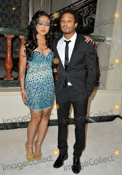 Cymphonique Photo - Cymphonique Miller Romeo Miller attending the 2012 Let the Kids Grow Foundation Inaugural Holiday Gala Held at the Beverly Wilshire Hotel in Beverly Hills California on December 1 2012 Photo by D Long- Globe Photos Inc