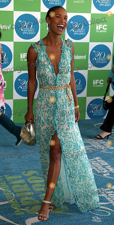 Joy Bryant Photo - 20th Ifp Independent Spirit Awards on the Beach in Santa Monica CA 02-26-2005 Photo Globe Photos Inc 2005 Joy Bryant