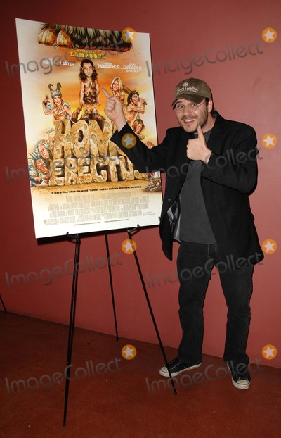 Adam Rifkin Photo - Screening of National Lampoons Homo Erectus at the Egyptian Theatre in Hollywood CA 07-09-2008 Image Adam Rifkin Photo James Diddick  Globe Photos