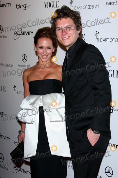 Alex Beh Photo - Jennifer Love Hewitt Alex Beh Actors attending the 2011 Art of Elysium Heaven Gala Held at the California Science Center in Los Angeles California on 01-15-2011 photo by Graham Whitby Boot-allstar - Globe Photos Inc