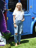 Angry Bird Photo - 10 August 2019 - Westwood California - Dove Cameron Sonys The Angry Birds Movie 2 Los Angeles Premiere held at Regency Village Theater Photo Credit Birdie ThompsonAdMedia
