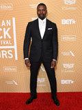 Amine Photo - 23 February 2020 - Beverly Hills California - Amin Joseph American Black Film Festival Honors Awards Ceremony held at the Beverly Hilton Hotel Photo Credit Birdie ThompsonAdMedia