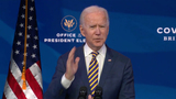Photos From Biden Remarks on the COVID-19 Crisis