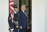 Photos From President Trump Welcomes Sheikh Abdullah bin Zayed bin Sultan Al Nahyan