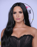 Photo - 19 November  2017 - Los Angeles California - Demi Lovato 2017 American Music Awards  held at Microsoft Theater in Los Angeles Photo Credit Birdie ThompsonAdMedia