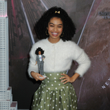 Photos From Yara Shahidi for Mattel lights the Empire State Building pink for Barbies 60th Anniversary