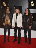 Alice in Chains Photo - 10 February 2019 - Los Angeles California - William DuVall Jerry Cantrell and Mike Inez of Alice In Chains 61st Annual GRAMMY Awards held at Staples Center Photo Credit AdMedia