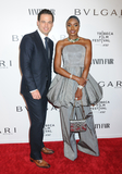 Photo - 23 April 2019 - New York New York - Daniel Paltridge and Kiki Layne at BVLGARIs World Premiere of Celestial and The Fourth Wave with Vanity Fair for the 18th Annual Tribeca Film Festival at Spring Studios Photo Credit LJ FotosAdMedia