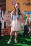 Anastasia Bredikhina Photo - 1 November 2015 - Westwood California - Anastasia Bredikhina The Peanuts Movie Los Angeles Premiere held at the Regency Village Theatre Photo Credit Byron PurvisAdMedia