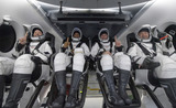 Photos From NASAs SpaceX Crew-1 Splashdown