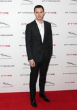 Nick Hoult Photo - 20 November 2013 - Playa Vista California - Nick Hoult The Jaguar F-TYPE Coupe Launch Party And Reveal Held at Raleigh Studios Photo Credit Kevan BrooksAdMedia