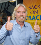 Photos From Richard Branson Becomes First Billionaire To Fly to Space