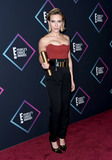 Photos From 2018 E! People's Choice Awards - Press Room