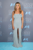 Photo - 17 January 2016 - Santa Monica California - Jennifer Aniston 21st Annual Critics Choice Awards - Arrivals held at Barker Hangar Photo Credit Byron PurvisAdMedia