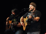 Photo - Zac Brown Band - Y 108 Soldier Salute Show 2010