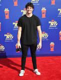 Photo - 15 June 2019 - Santa Monica California - Noah Centineo 2019 MTV Movie and TV Awards held at Barker Hangar Photo Credit Birdie ThompsonAdMedia