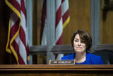 Photo - US Senate Committee on the Judiciary- Subcommittee on Privacy Technology and the Law hearing Algorithms and Amplification How Social Media Platforms Design Choices Shape Our Discourse and Our Minds