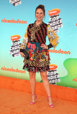 Andrea Barber Photo - 23 March 2019 - Los Angeles California - Andrea Barber 2019 Nickelodeon Kids Choice Awards held at The USC Galen Center Photo Credit Faye SadouAdMedia