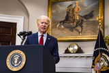 Photos From Biden Remarks on the US House Passage of the American Rescue Plan