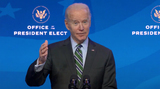 Photos From Biden Remarks announcing Key Members of White House Science Team