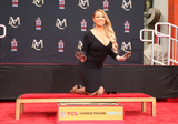Photos From Mariah Carey Hand And Footprint Ceremony