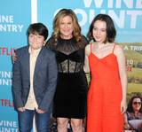 Photo - Carlos Brandt at the World Premiere of WINE COUNTRY  in NYC