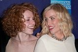 Alina Orlova Photo - 20 April 2012 - New York New New York -Alina Orlova and Natasha Bedingfield attend the Tribeca Film Festival premiere of Russian Winter  Photo Credit Mario Santoro  AdMedia