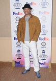 Photo - 16 December  2017 - Beverly Hills California - Anthony Hemingway  The 49th NNACP Image Awards Nominees Luncheon held at The Beverly Hilton Hotel in Beverly Hills Photo Credit Birdie ThompsonAdMedia