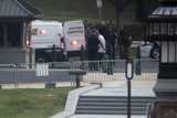Photos From Suspicious vehicle at Supreme Court of the United States, suspect arrested.