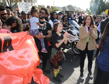 Martin Luther Photo - 15 January 2018 - Los Angeles California - Jurnee Smollett-Bell Jussie Smollett Senator Kamala Harris Martin Luther King Jr Kingdom Day Parade  VIP Breakfast Photo Credit F SadouAdMedia