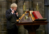 Photos From Battle of Britain 80th Anniversary Service at Westminster Abbey
