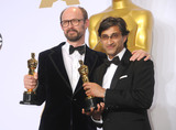 Asif Kapadia Photo - 28 February 2016 - Hollywood California - James Gay-Rees Asif Kapadia 88th Annual Academy Awards presented by the Academy of Motion Picture Arts and Sciences held at Hollywood  Highland Center Photo Credit Byron PurvisAdMedia