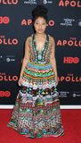 Photo - 24 April 2019 - New York New York - Dominique Fishback at the Opening Night of the 2019 Tribeca Film Festival World Premiere of HBO Documentary Film THE APOLLO at The Apollo in Harlem Photo Credit LJ FotosAdMedia