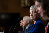 Photos From US Senate Committee on Health, Education, Labor & Pensions hearing The Path Forward: A Federal Perspective on the COVID-19 Response