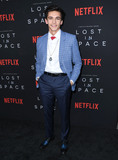 Ajay Parikh-Friese Photo - 09 April 2018 - Hollywood California - Ajay Parikh-Friese NETFLIXs Lost in Space Season 1 Premiere Event held at Arclight Hollywood Cinerama Dome Photo Credit Birdie ThompsonAdMedia