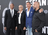 Allen Hughes Photo - 22 June 2017 - Hollywood California - Dr Dre Jimmy Iovine Richard Plepler Allen Hughes HBOs The Defiant Ones Los Angeles premiere held at Paramount Theater in Hollywood Photo Credit Birdie ThompsonAdMedia