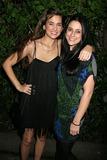 Anna Chonacas Photo - Katie Chonacas and Anna Chonacas at the Katie Chonacas music video debut party Les Deux Hollywood CA 02-21-09