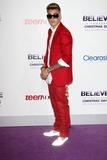 Photo - Justin Bieberat the Justin Biebers Believe Premiere Regal Cinemas Los Angeles CA 12-18-13